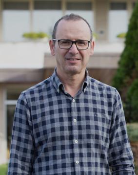 Ricardo Martín Jefatura de Estudios ESO 1ª Ciclo en Urdaneta
