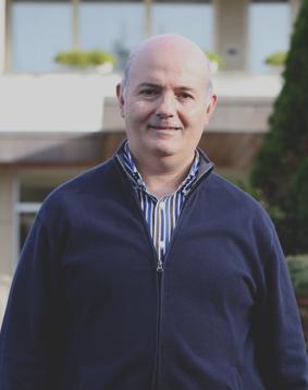 P. Ángel Andújar Jefatura del Departamento Pastoral