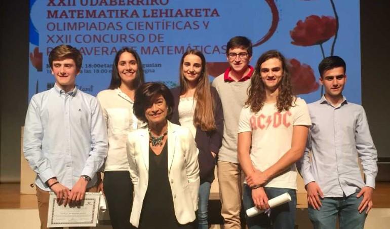 Premios y reconocimientos Urdaneta