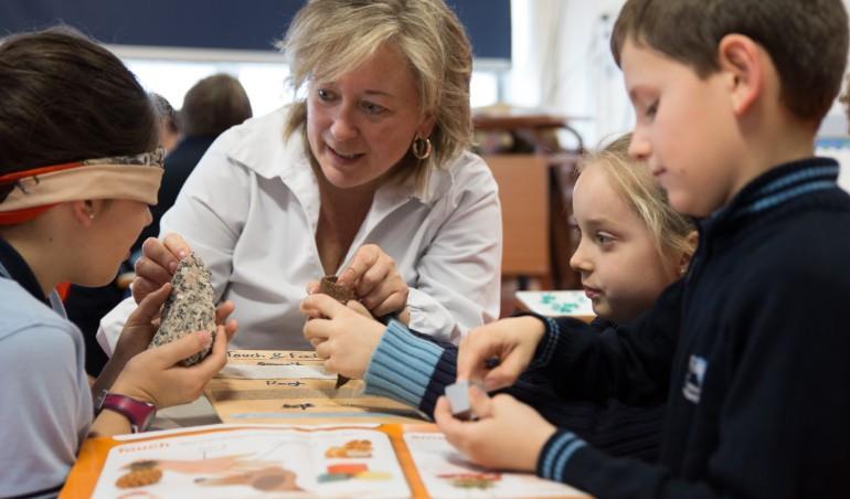 Proyecto lingüístico de Educación Primaria en Urdaneta