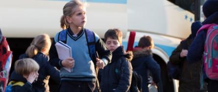 Uniforme escolar primaria