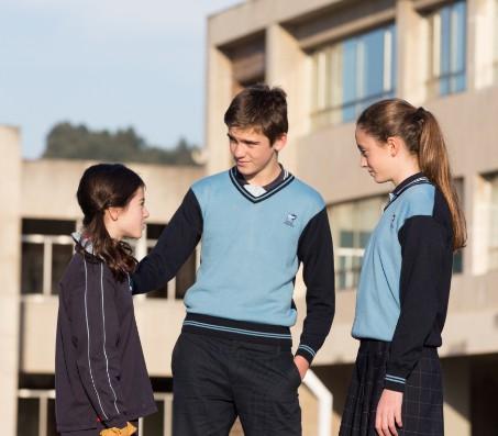 Uniforme escolar y deportivo Urdaneta