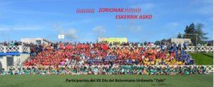 XX Día del Balonmano Urdaneta Txiki