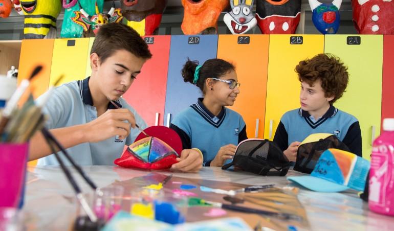 Cultura social y arte para aprender a disfrutar en Educación Secundaria del Colegio Urdaneta