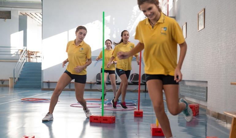 Deporte en Educación Secundaria del Colegio Urdaneta