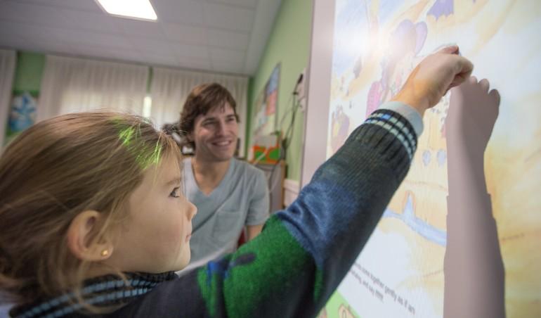 Proyecto lingüístico en educación infantil en Urdaneta