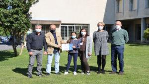 Entrega del Premio Carteles sobre Enfermedades Raras